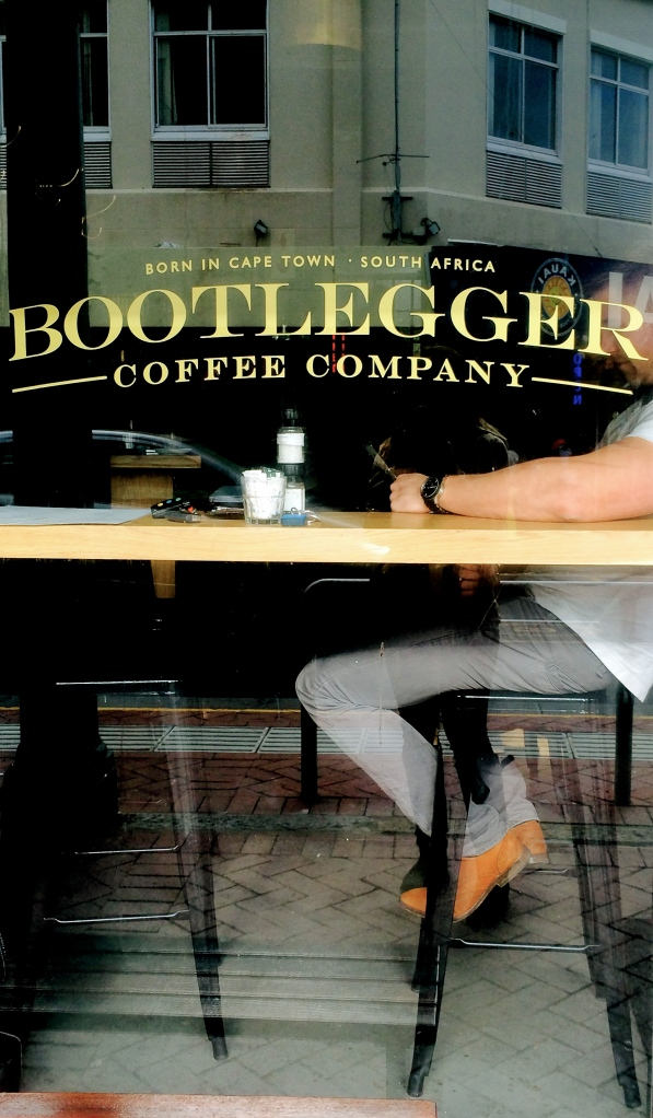 Bootlegger Coffee Company in Seapoint, Cape Town