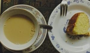 Tea and Gluten Free Cake
