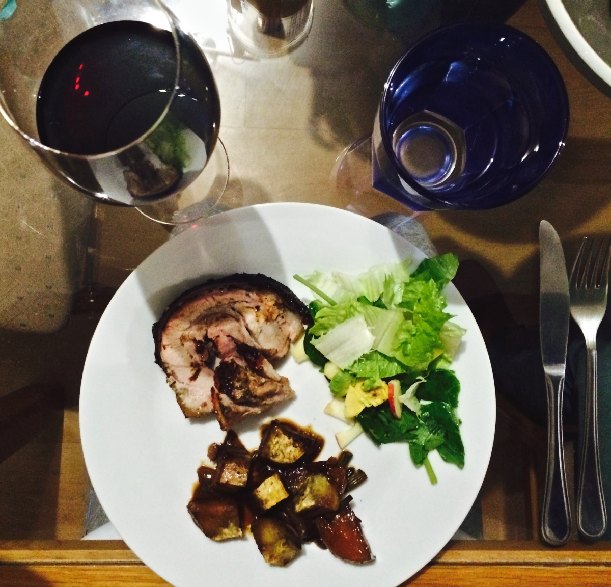 Tim Noakes' Roast Pork Belly