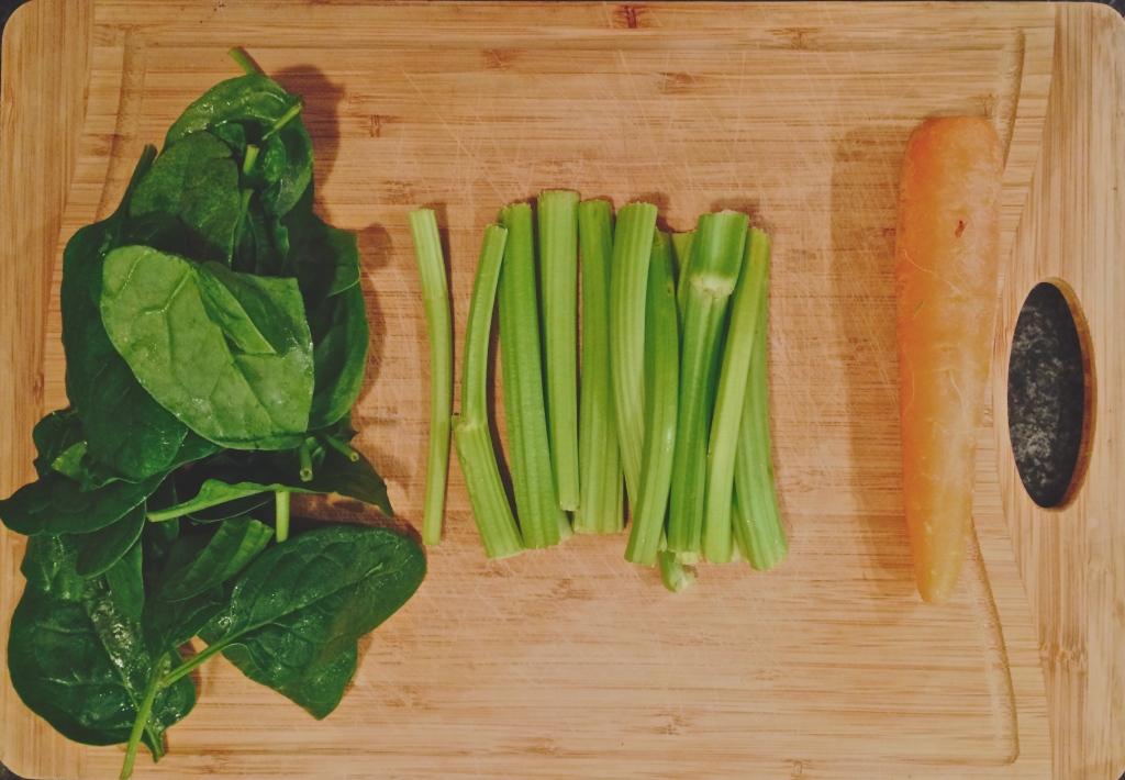 Veggies for Low-Carb Mincey Cauli Mash