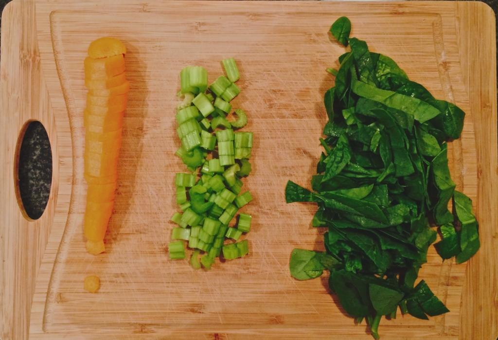 Veggies for Banting Low-Carb Mincey Cauli Mash