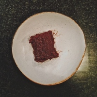 High Protein, No-bake, HEALTHY Sugar-Free Brownie Recipe