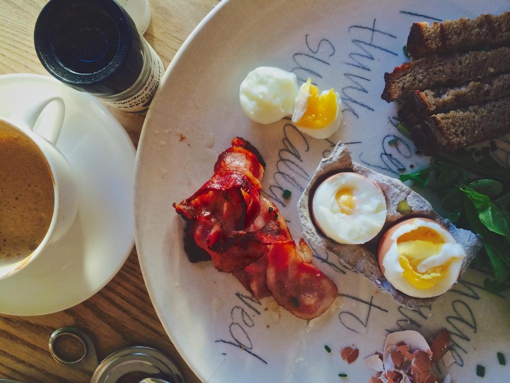 Healthy, Gluten free breakfast at Superette best spots in Cape Town
