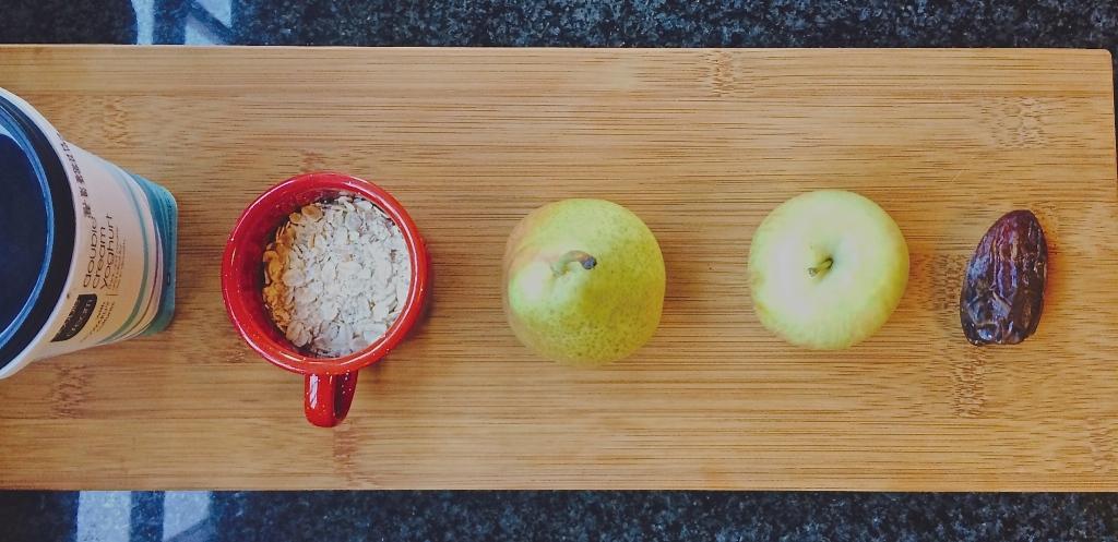 No bake sugar-free, gluten-free muesli