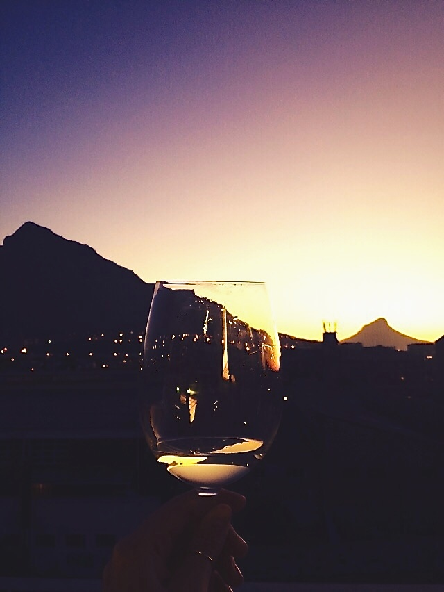Arendsig Wine Pairing with an incredible view at One Ingredient