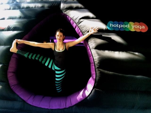 Hotpod Yoga in SA