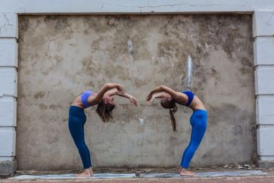 The Pursuit of (yoga) happiness