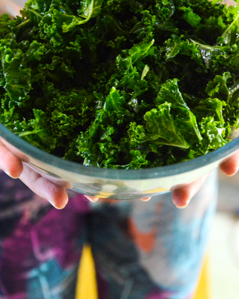 Healthy Kale Recipe